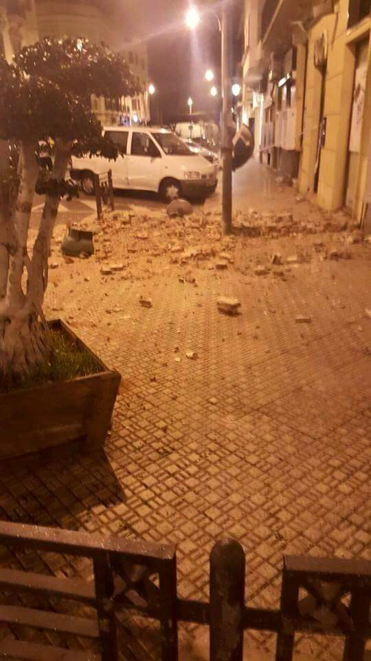 An earthquake of 6.3 degrees shakes Melilla, Andalucia and Rif