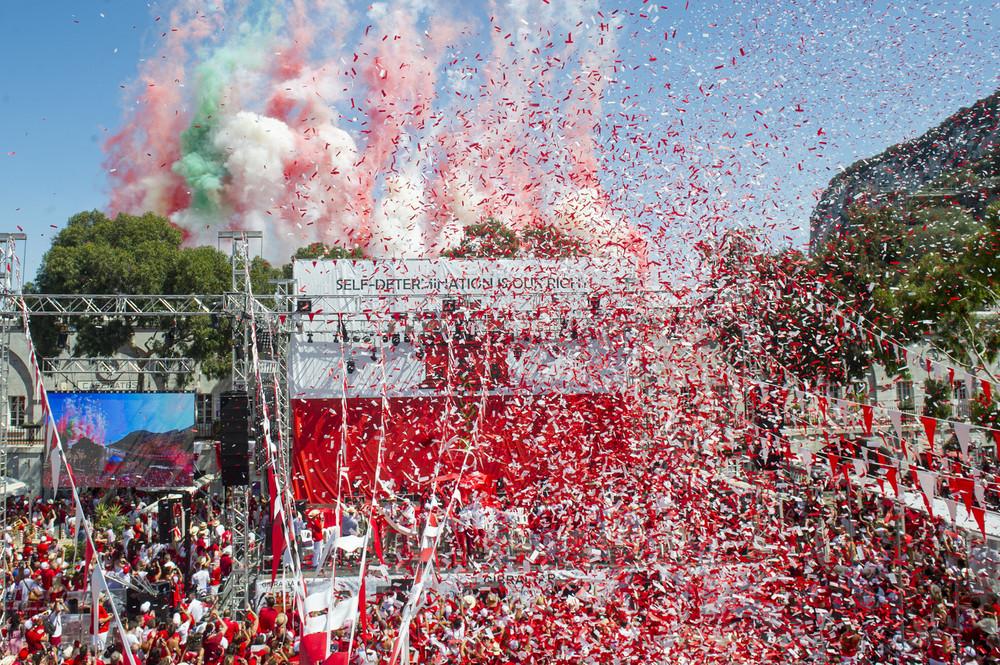 (Foto: Gibraltar national day -InfoGibraltar)