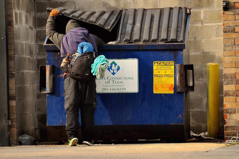 faungg's photos- Poverty in the street of Texas.
