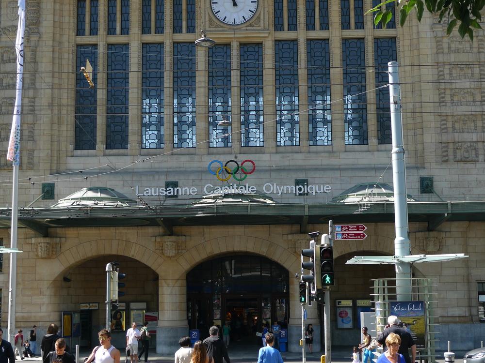 Lausanne Station