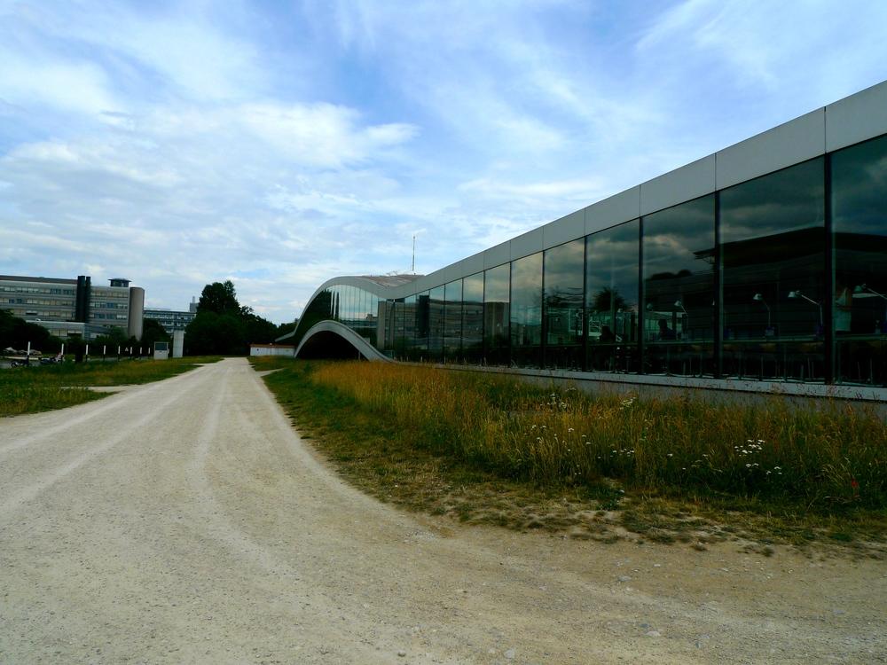 The Rolex Centre