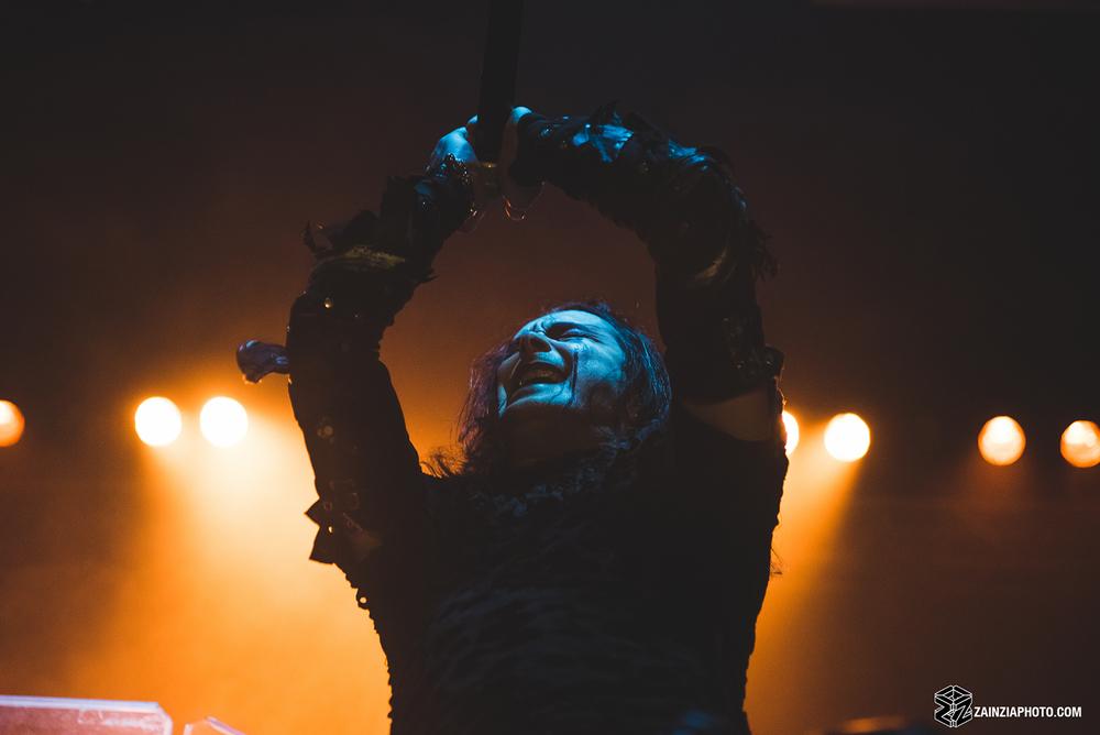 DEVILMENT - THE RITZ, MANCHESTER 2014