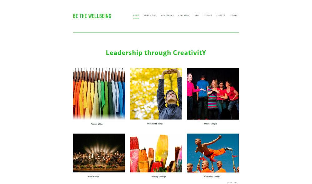 Wellbeing coach Ine Verlinden www.bethewellbeing.com