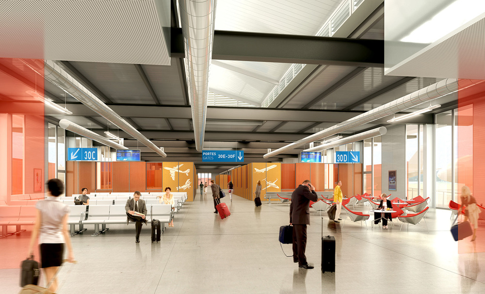 TERMINAL LOW COST ST EXUPERY