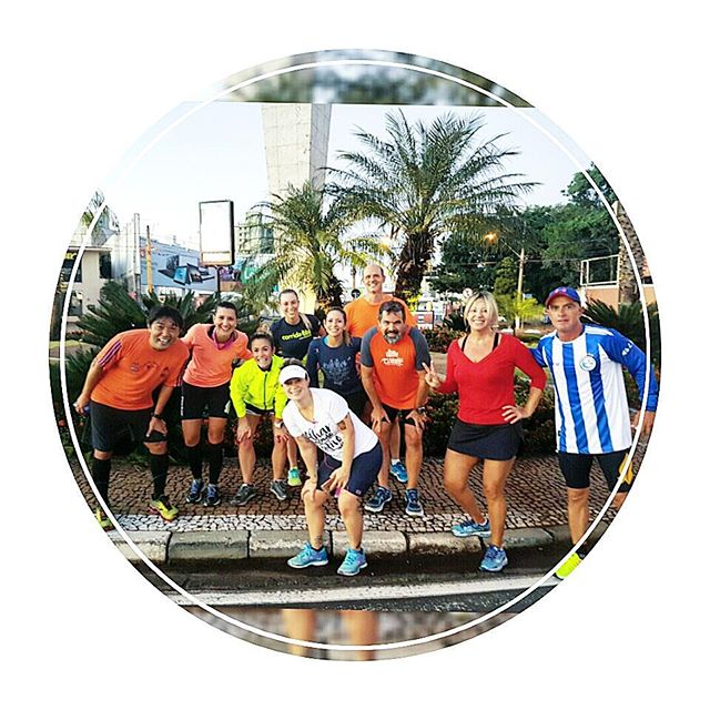 Turma do Seo Madruga! @turmadoseomadruga 🏃🏃🏃 Hj saída às 4:40am, 12k percurso tradicional de 3f:  CPFL - (Subida da Rua Jasmim) + taquaral + Colégio São José + Colégio Liceu + Miami Store.... e segue o baile😂🏃😂🏃😂 . Aqui é só risada, endorfina e mta disposição!!!! 😉😍🏃 #DicasByDrica #Runners #qualidadedevida #BóraBem #run4fun