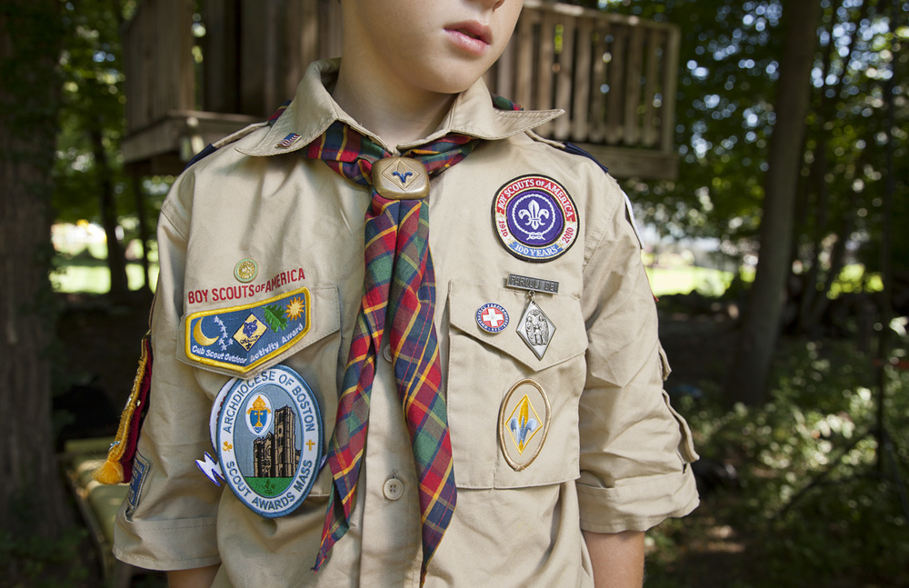 Boyscout, Huffington Post