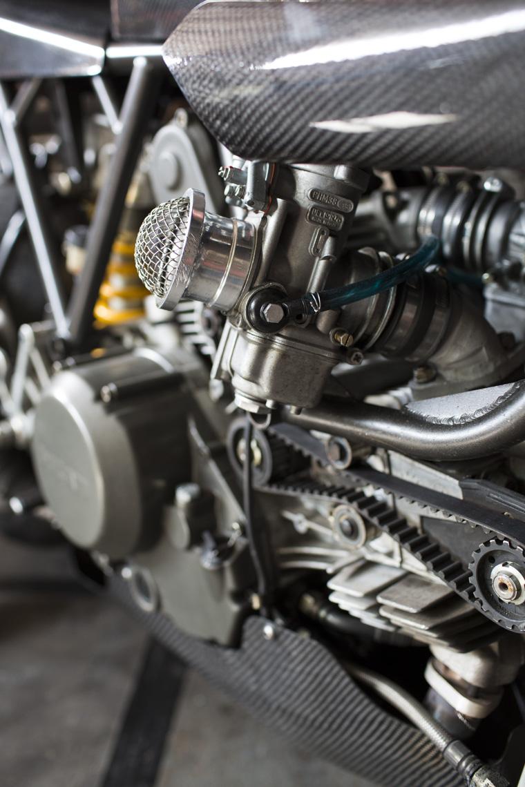 Dellorto Tannermatic Ducati