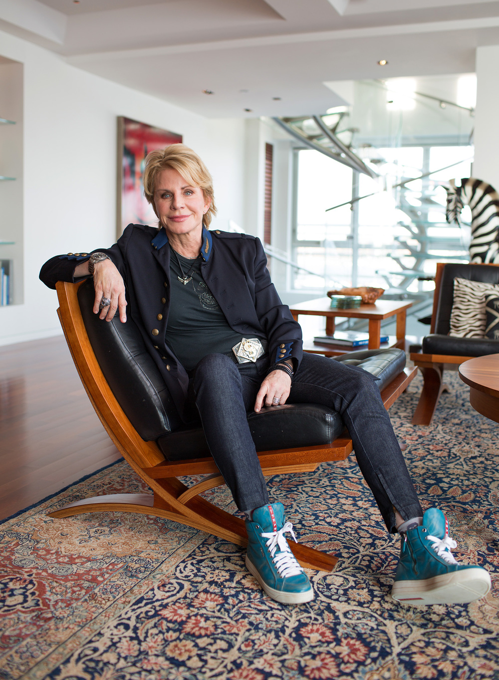 Patricia Cornwell for the Wall Street Journal.