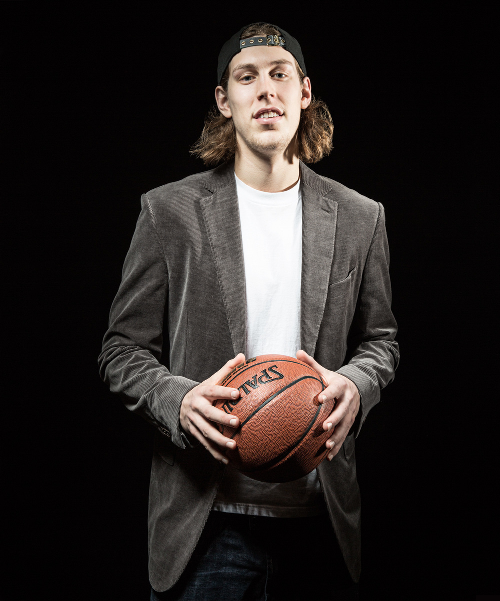 Kelly Olynyk of the Boston Celtics