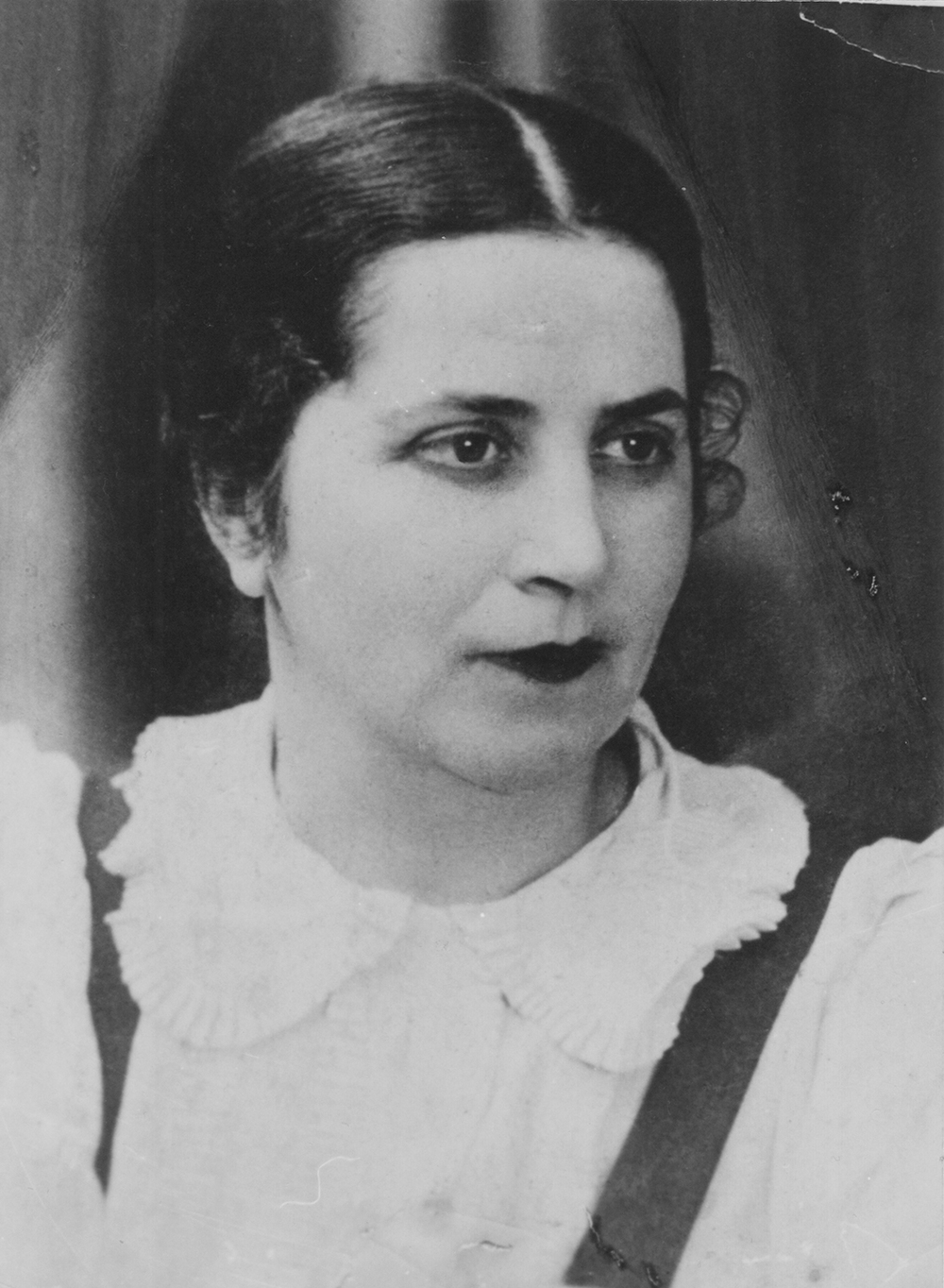 Leonid Rozenberg's mother, Fanya Emmanuilovna, born in 1902