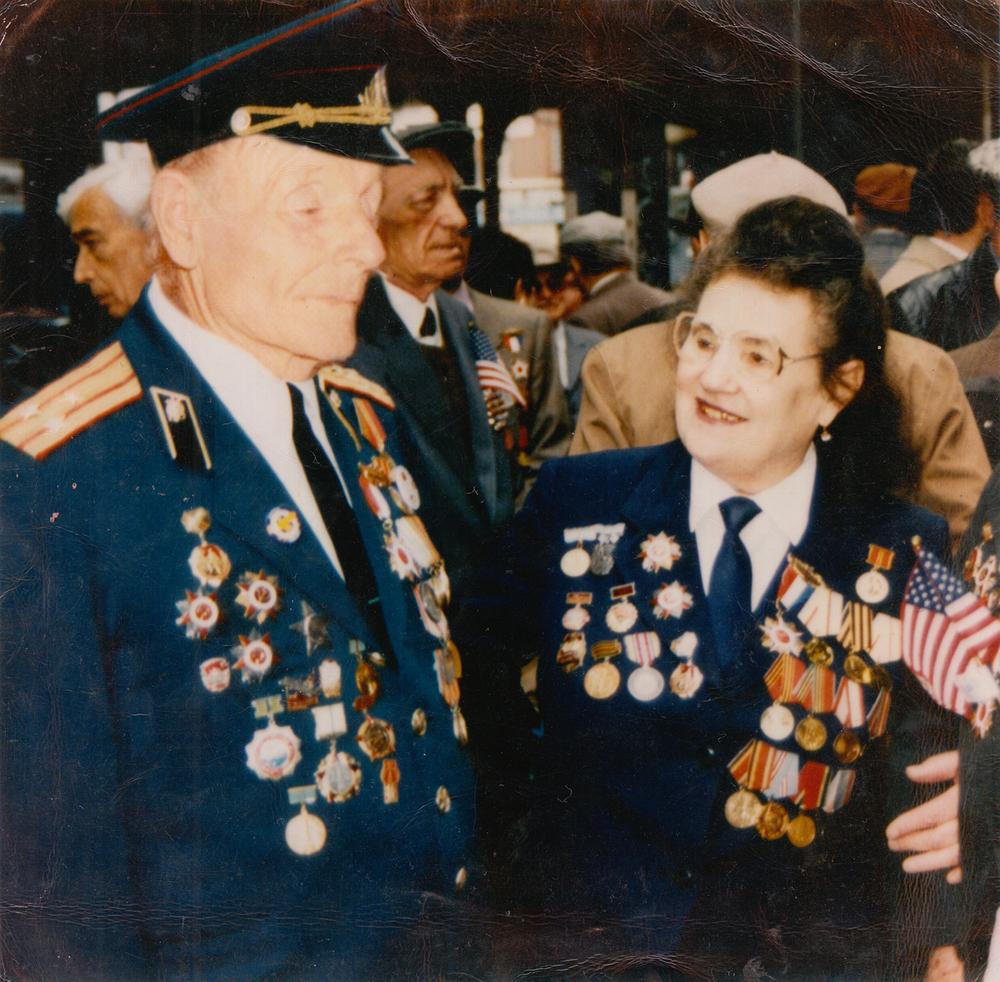 Victory Day May 9, 1997. USA
