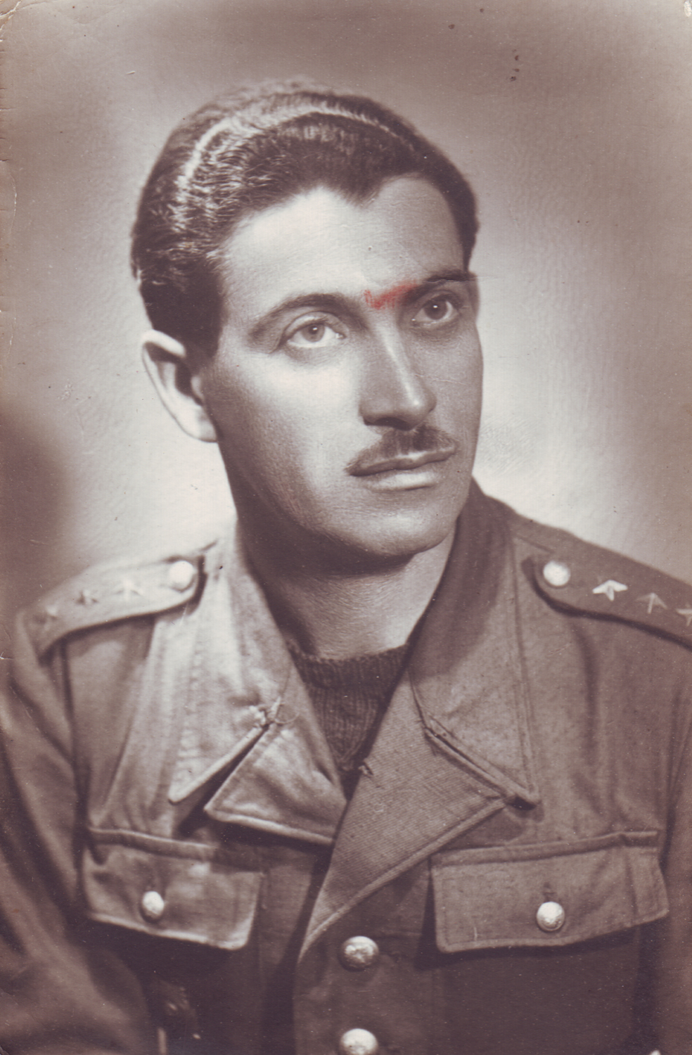Captain Roman Yagel.  1951