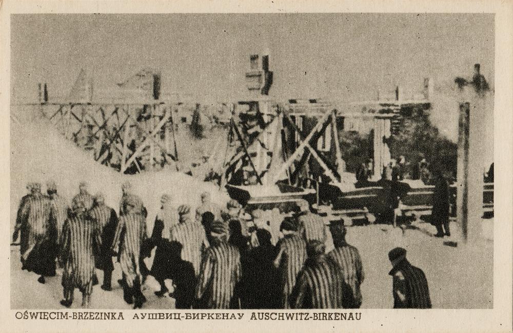 Auschwitz-Birkenau, undated.