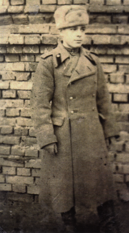 Vladimir Barkon. Germany, 1945