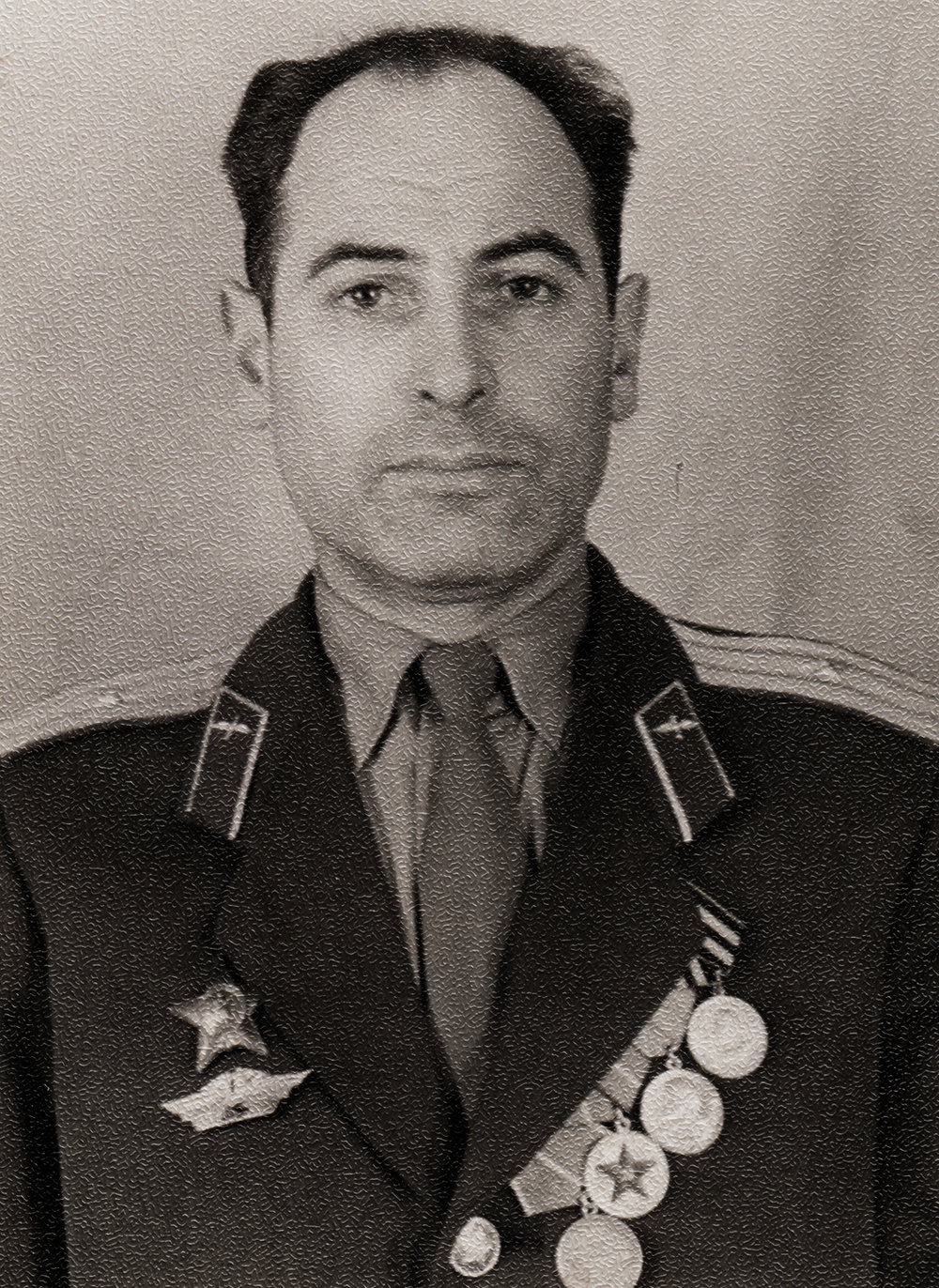 Iosif Volkov, 1945