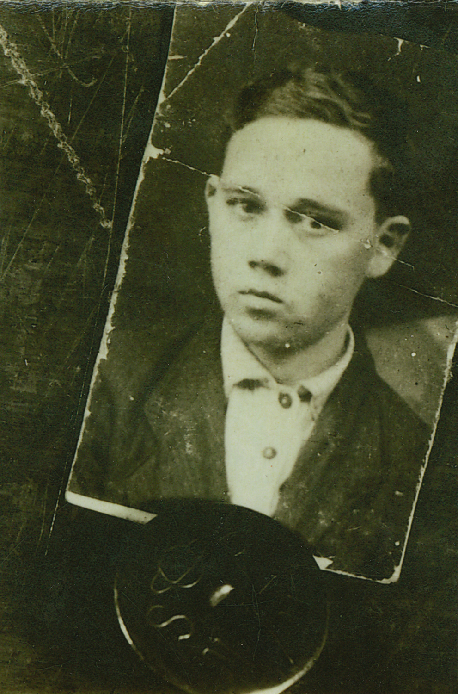 Gregory Fein. Krasnapolle, Belarus, 1937