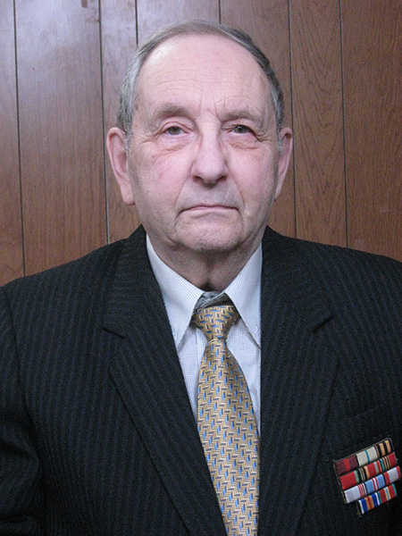Veteran Leonard Polyak, 2009