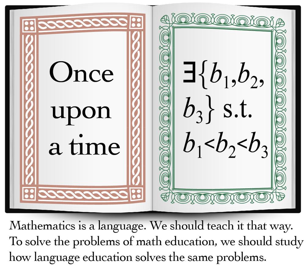 i love math because essay