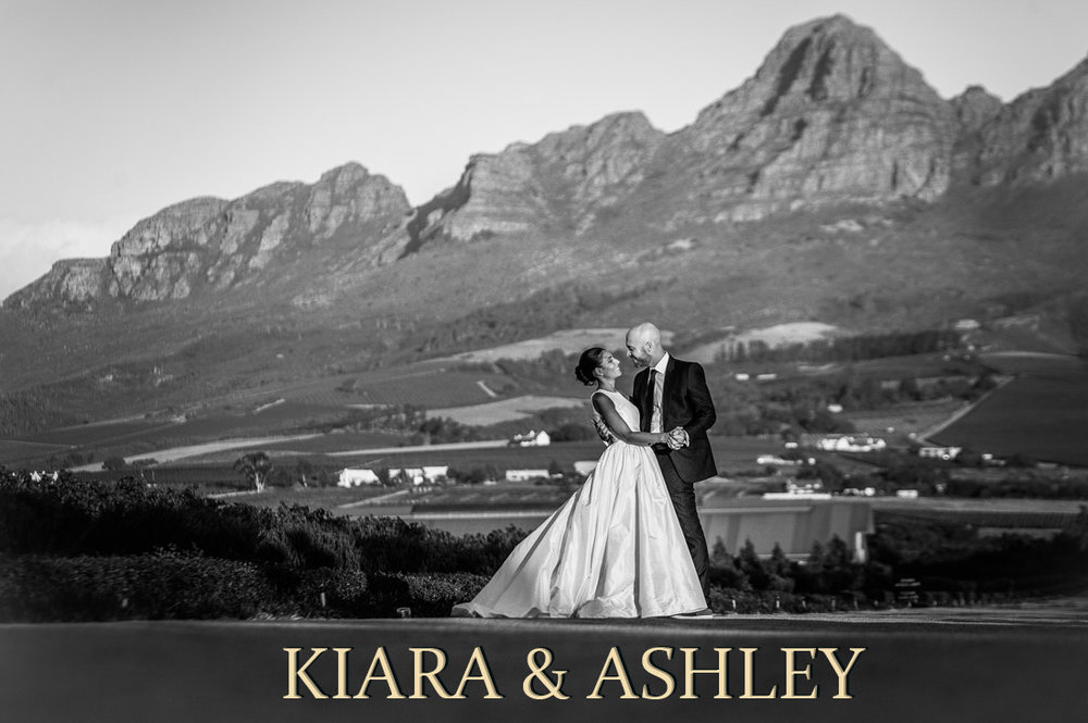 Kiara & Ashley at Cavalli Estate, Somerset West