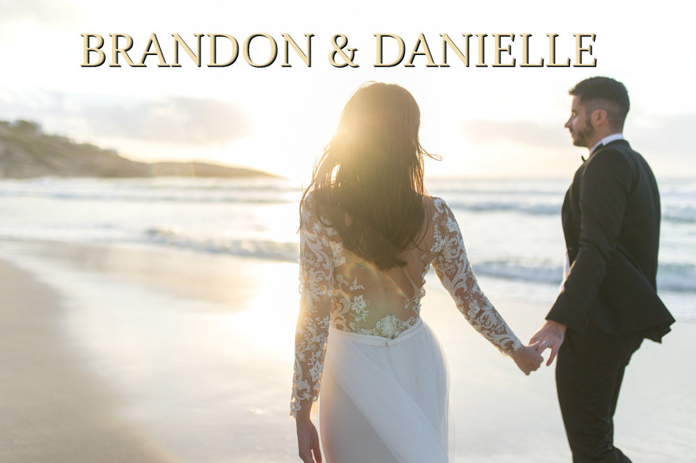 Brandon & Danielle at the Westin, Cape Town