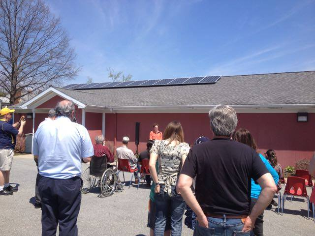 SOLAR in the COMMUNITY -
