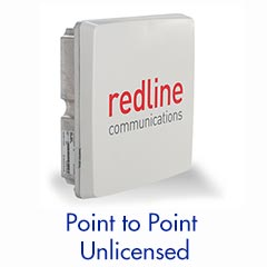 Sub 6GHz - Point to Point System —Up to 186 MB
