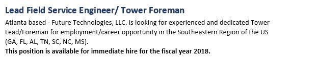 Lead Field Service Engineer-Tower Foreman Updated 1-24-18.JPG