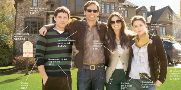 'The Joneses' y el Efecto 'Ripple'