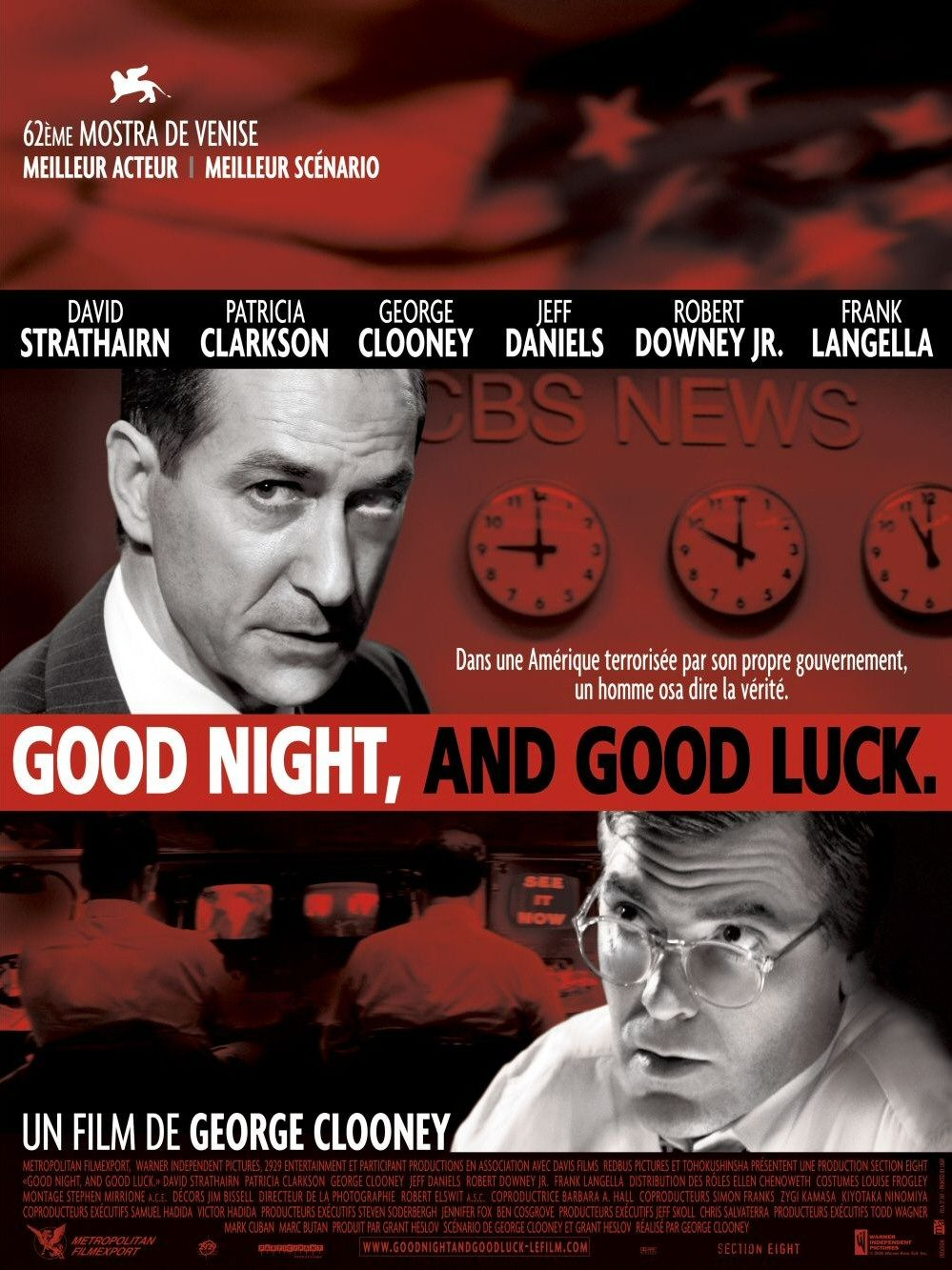 Good Night and Good Luck (2005): Cacería de Brujas y Pánico Moral —  RacioCine