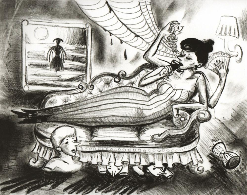Widow's Nest