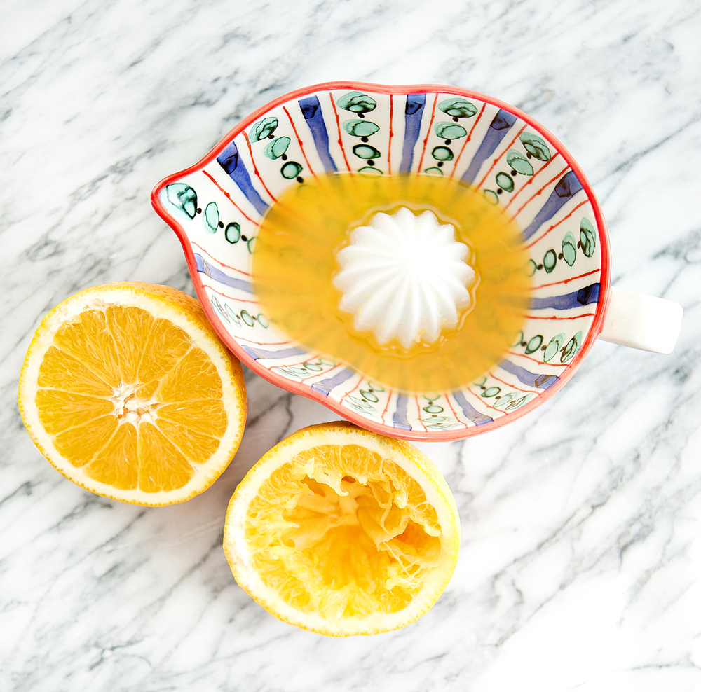 Juice squeezer from Anthropologie