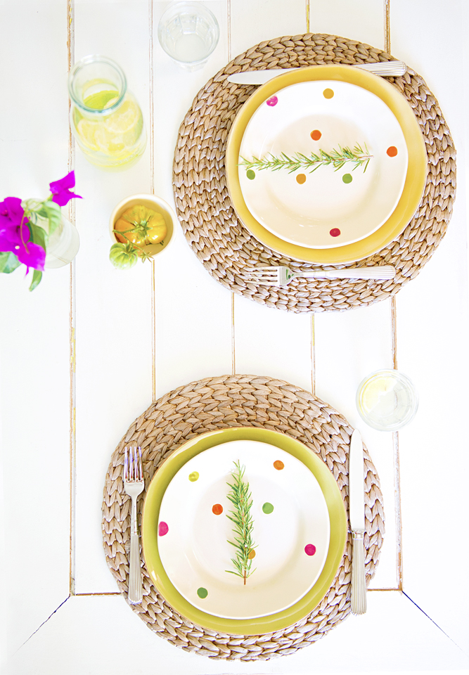 tablescape polk a dots plates.jpg
