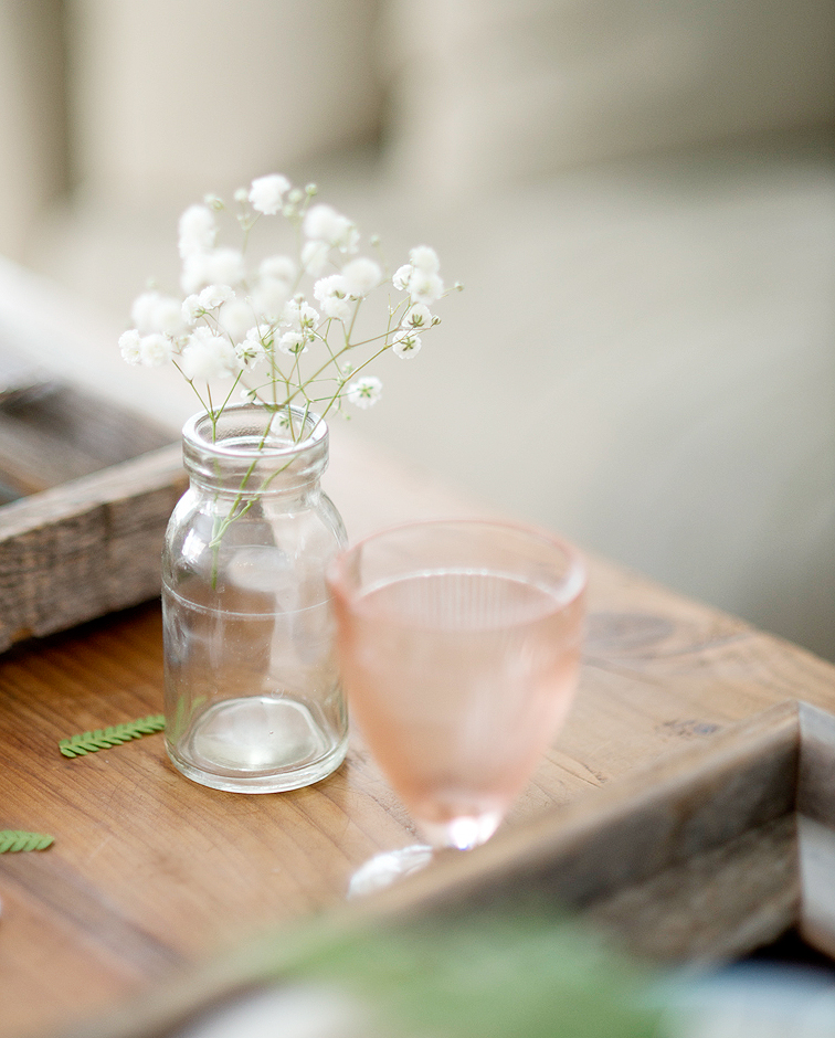 rustic tablesetting tablescape