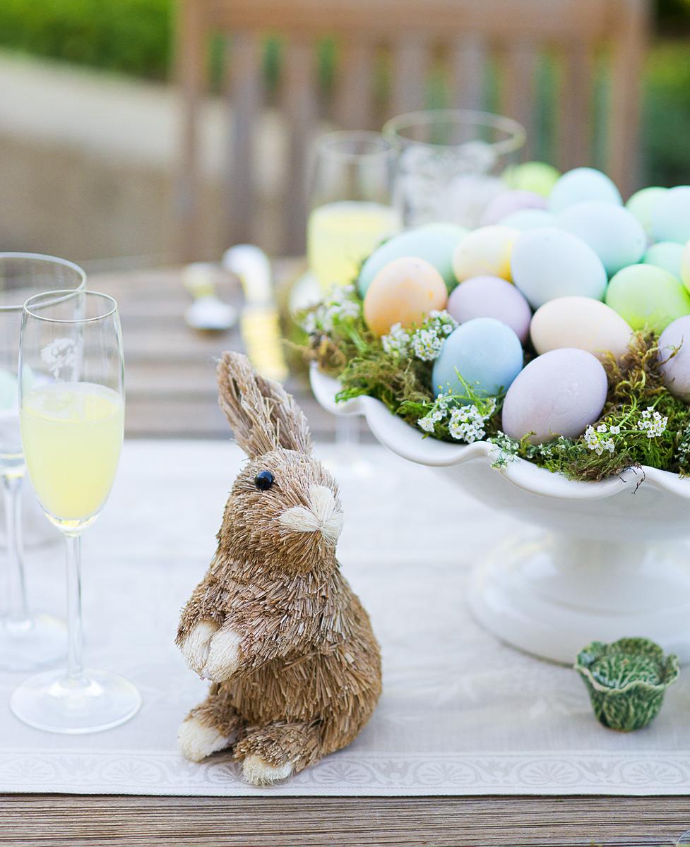 Easter Bunny #potterybarn