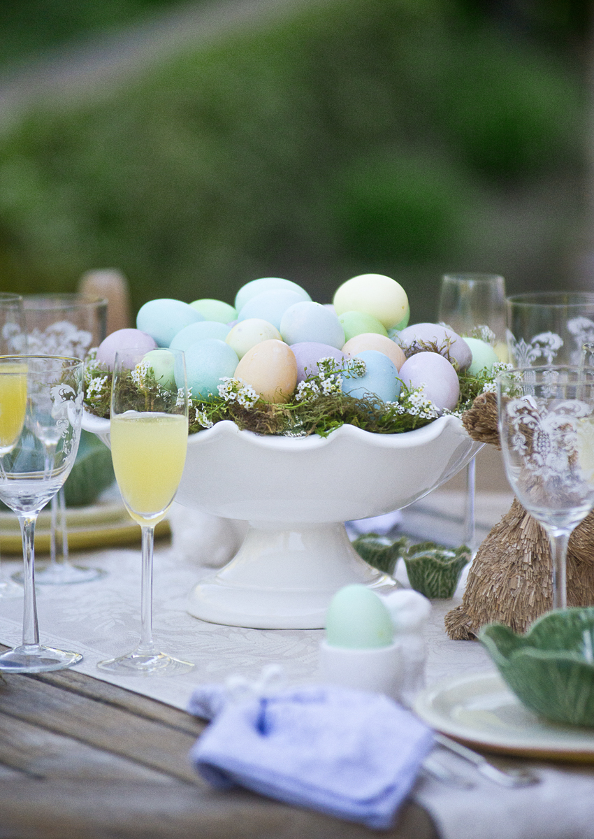 Easter Centerpiece #surlatable