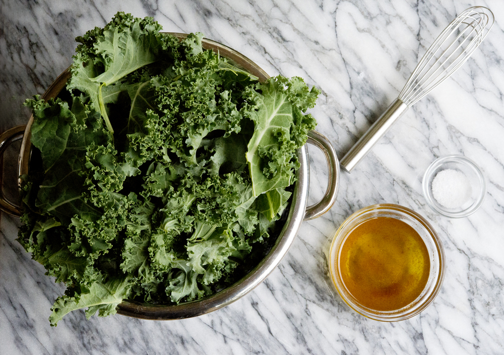 Spicy Kale Chip Recipe #surlatable