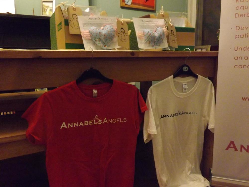 Annabel's Angels merchendise