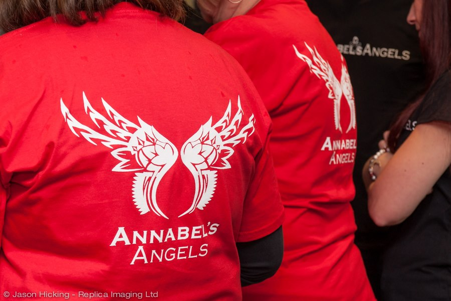 Annabel's Angels merchandise from launch