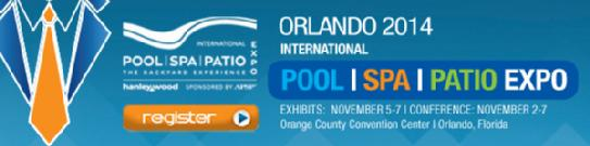Amazing Pool Netr Will Be At The 2014 International Pool | Spa | Patio Expo In  Orlando, Florida