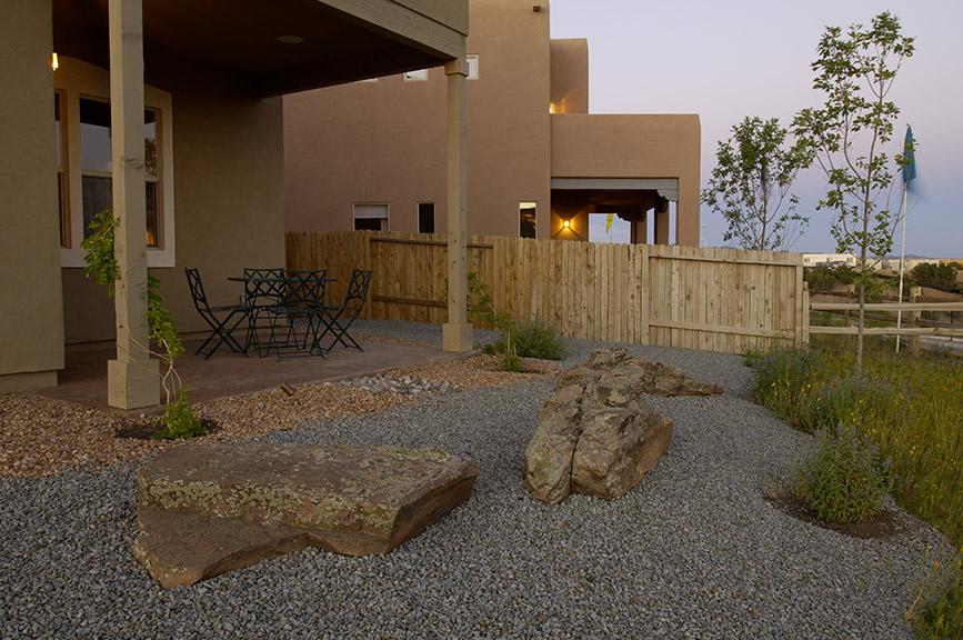 Patio Backyard Hardscape Design