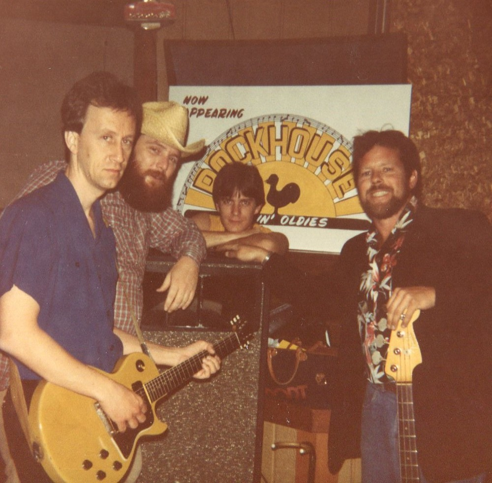 Rockhouse - 1980