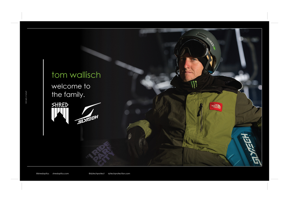 Tom Wallisch / Shred