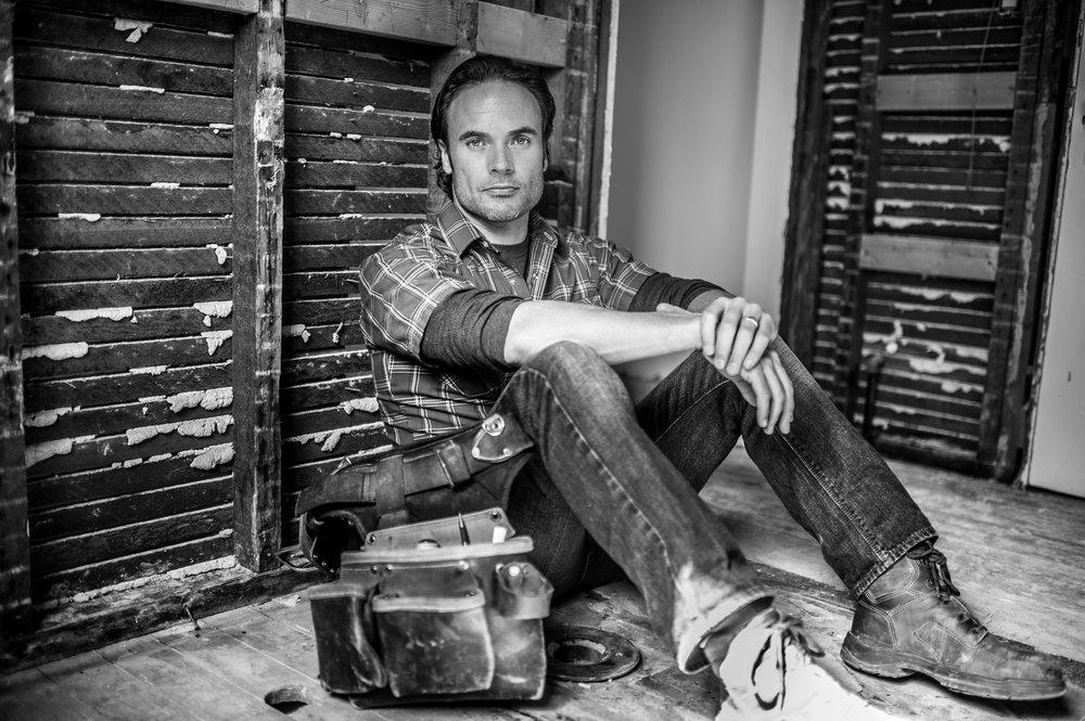 Matt Blashaw  / DIY's  Yard Crashers ,  Ultimate Retreat