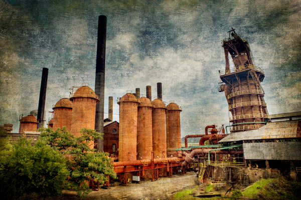 Sloss Furnace #2