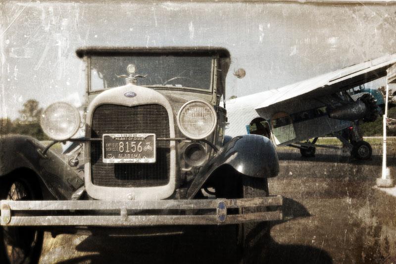 1929 Ford Tri-Motor #1
