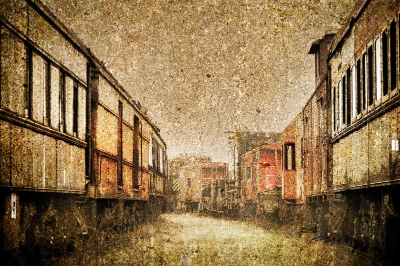Ghost Train #6
