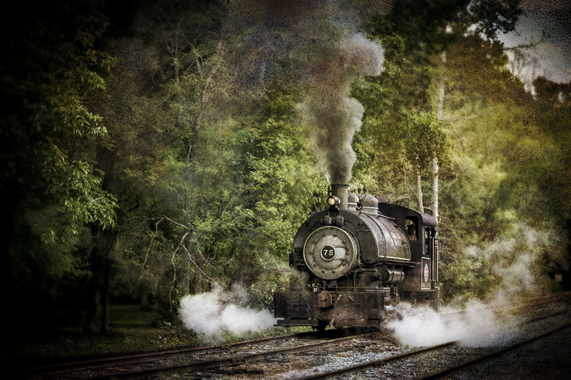Steam Train #2
