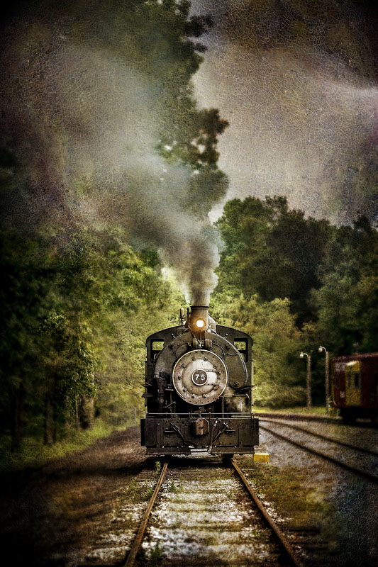 Steam Train #1
