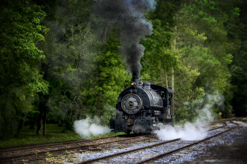Steam Train #3