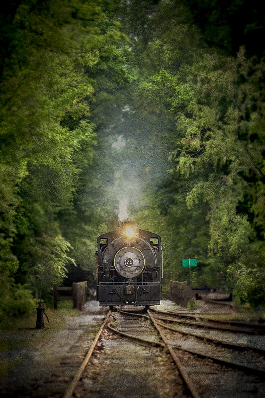 Steam Train #4